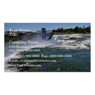 Huge Waterfalls Business Card