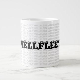 Huge Wellfleet Coffee Mug