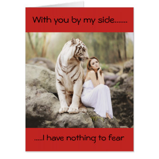 Hugely in Love Card (Oversize)