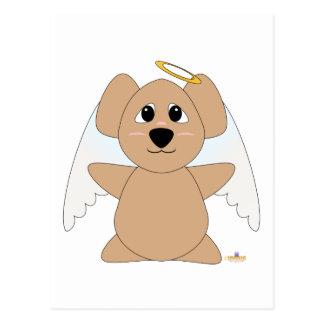 Huggable Angel Koala Bear Postcard