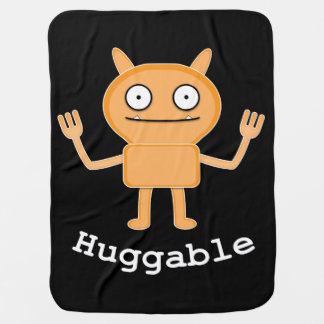 Huggable - Baby Blanket Receiving Blanket