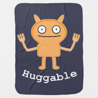 Huggable - Baby Blanket Swaddle Blanket