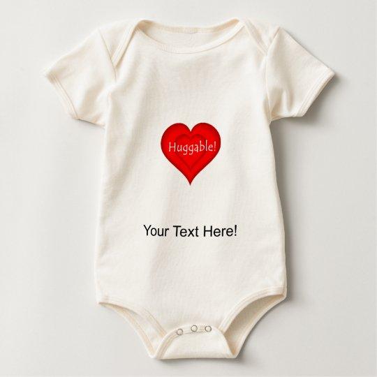 Huggable! Baby Bodysuit