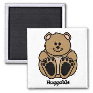 Huggable Bear magnet
