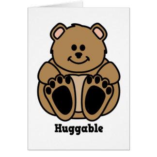 Huggable Bear notecard