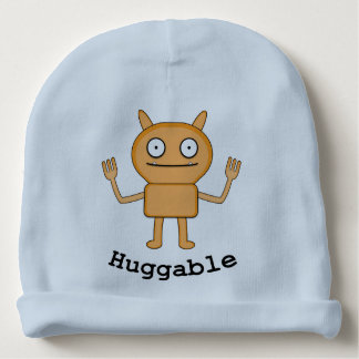 Huggable - Custom Baby Cotton Beanie Baby Beanie