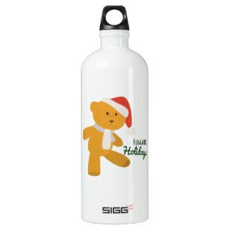 Huggable Holdiays SIGG Traveler 1.0L Water Bottle
