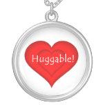 Huggable Love Custom Necklace