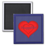 Huggable Love Refrigerator Magnets