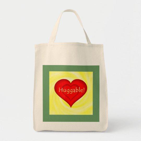 Huggable Love Tote Bag