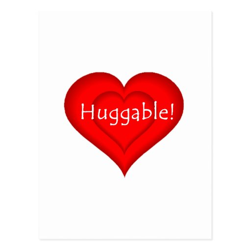 Huggable! Post Cards