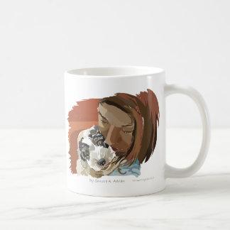 HUGGABLE PUPPY COFFEE MUG