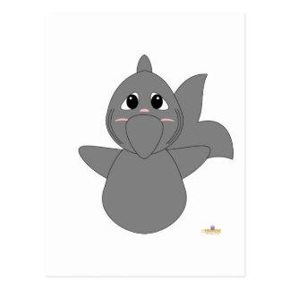 Huggable Shark Postcard