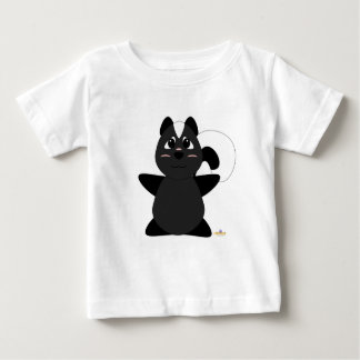 Huggable Skunk Baby T-Shirt