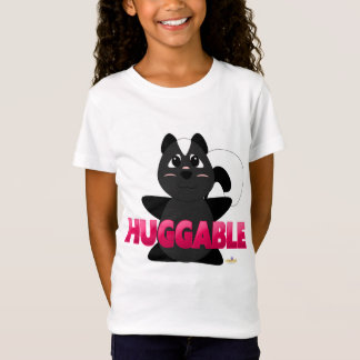 Huggable Skunk Pink Huggable T-Shirt
