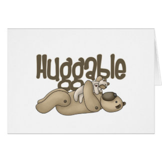 Huggable Tarjeta De Felicitación