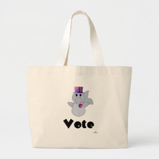 Huggable Voting Dolphin Vote Bag