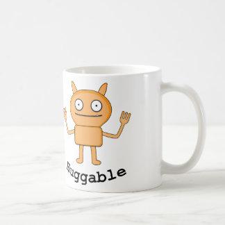 Huggable - White 11 oz Classic White Mug