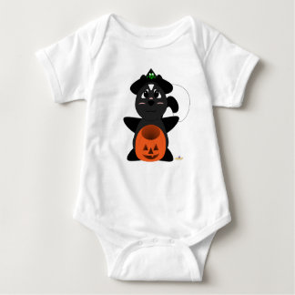 Huggable Witch Skunk Baby Bodysuit