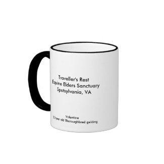 Hugged Mug mug