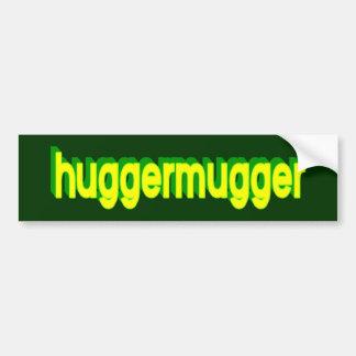 Huggermugger Bumper Sticker