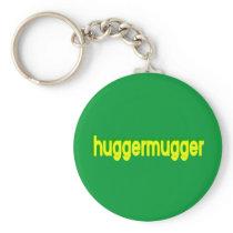 Huggermugger Keychain