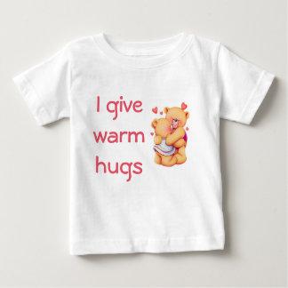 Hugging Bears/Baby Fine Jersey T-Shirt