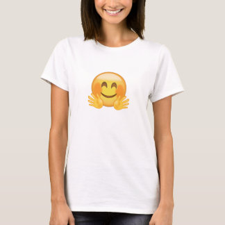 Hugging Face Emoji T-Shirt