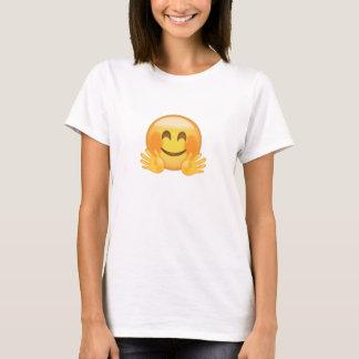 Hugging Face Emoji T-Shirt