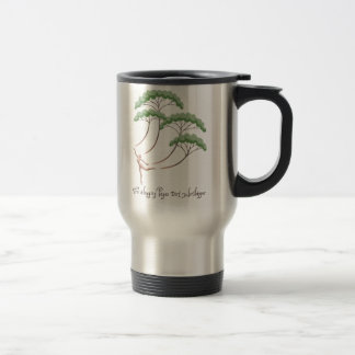Hugging Pagan Dirt Travel Mug