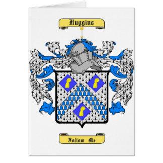 huggins card