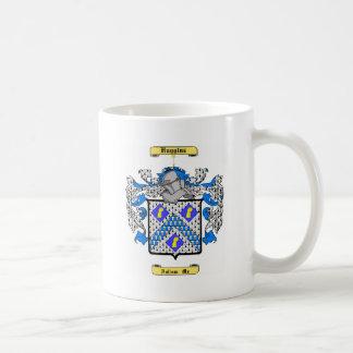 huggins coffee mug