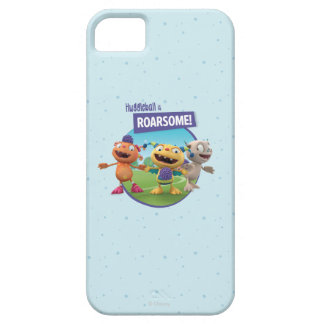 Huggleball is Roarsome! iPhone SE/5/5s Case