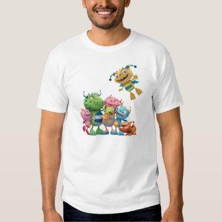 Hugglemonster Family Tee Shirt