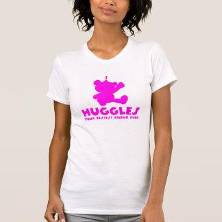 Huggles T- Shirt - Pulp The Movie Offiical Merch