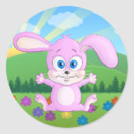 Huggy Bunny - Hug Me Sticker