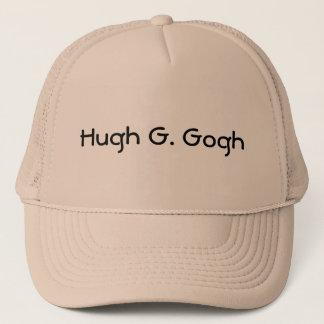 Hugh G. Gogh (Huge Ego) Trucker Hat