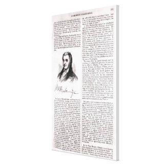 Hugh Henry Brackenridge Impresion De Lienzo