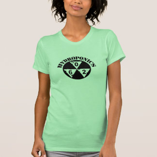 Hugh Howey Hydroponics Grower Shirt