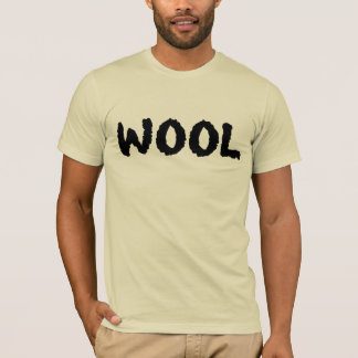 Hugh Howey WOOL The Fabric of Our Lives Shirt