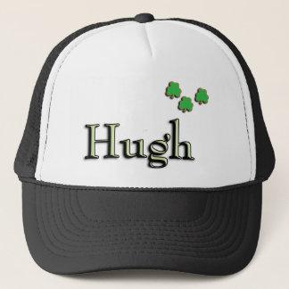 Hugh Irish Trucker Hat
