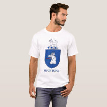 Hugh Lupus Coat of Arms T-Shirt