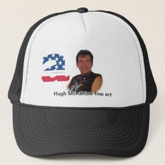 Hugh McKenzie -fine art Trucker Hat