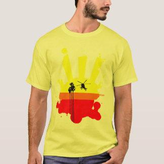 Hughes 369 and Sunset T-Shirt
