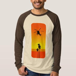 Hughes 500 Sunset T-Shirt
