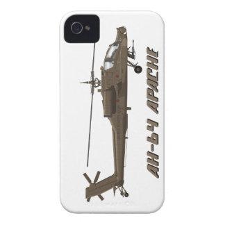 Hughes AH-64 Apache iPhone 4 Case