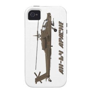 Hughes AH-64 Apache iPhone 4/4S Cases