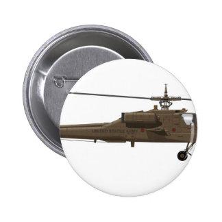 Hughes AH-64 Apache Pins