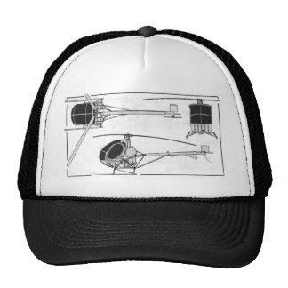 Hughes Cbi 300 Trucker Hat