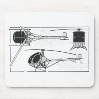 Hughes Cbi 300 Mouse Pad